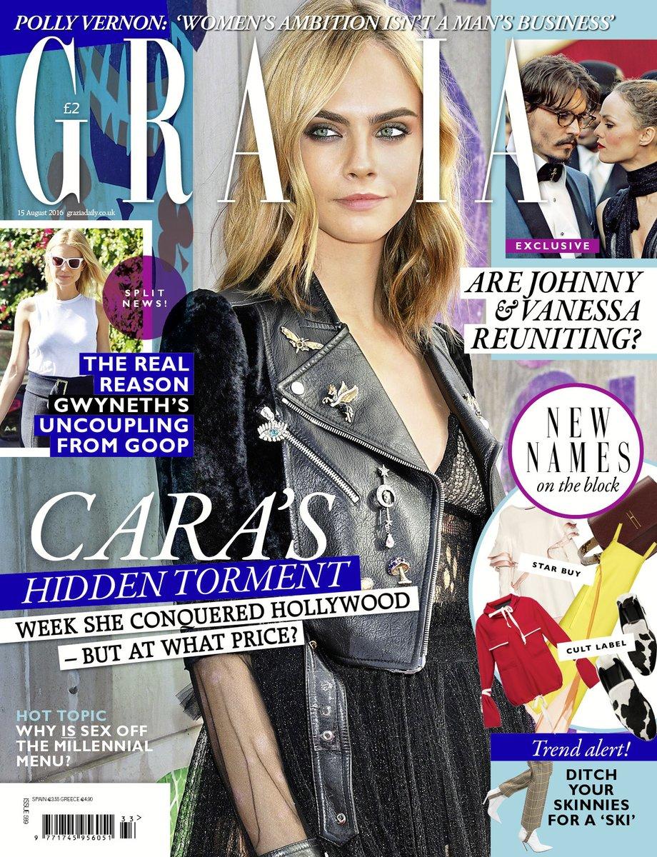 Grazia front cover 09_08_16
